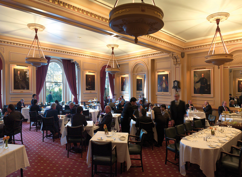 The East India Club | A gentleman's home from home
